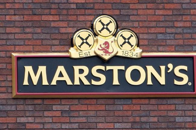 A Marston's sign on a pub (Picture: PA)