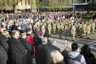 Remembrance Day Bolton 2019