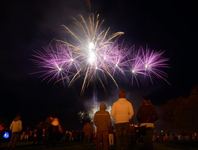 Leverhulme Park fireworks display cancelled
