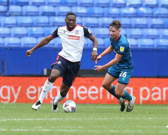 How lucky dice are helping Bolton Wanderers get on a roll in League Two