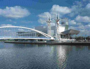 The Bolton News: The Lowry on Salford Quays