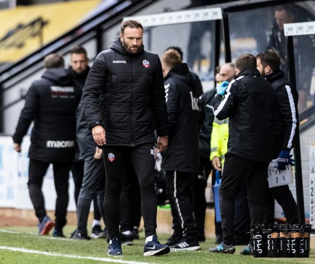 Wanderers boss Ian Evatt is preparing his side to face Salford City
