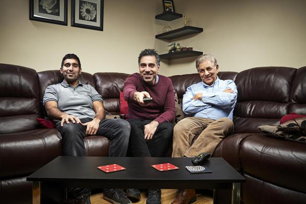 The Bolton News: The Siddiqui family. Picture: Channel 4