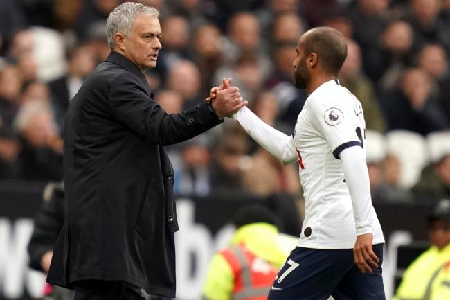 Lucas Moura believes Tottenham will win trophies under Jose Mourinho