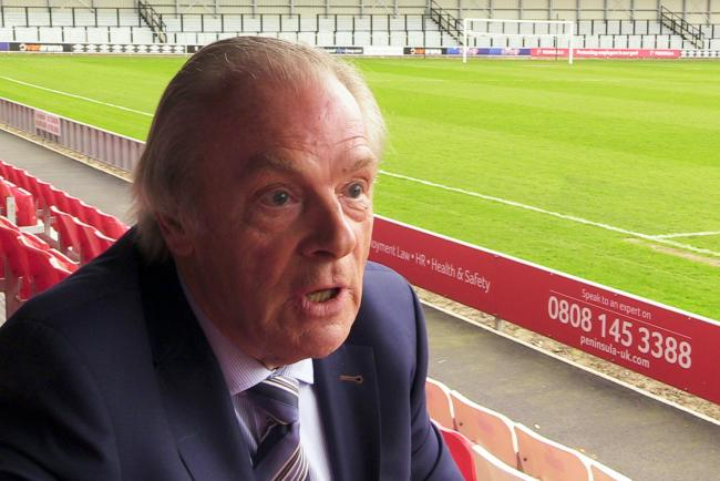 Gordon Taylor Interview – Peninsula Stadium