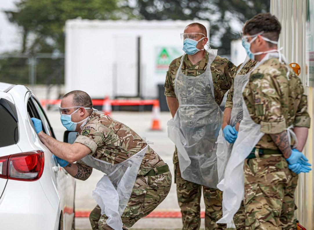 Army drafted in as 'mass' coronavirus testing is rolled out in Bolton | The  Bolton News