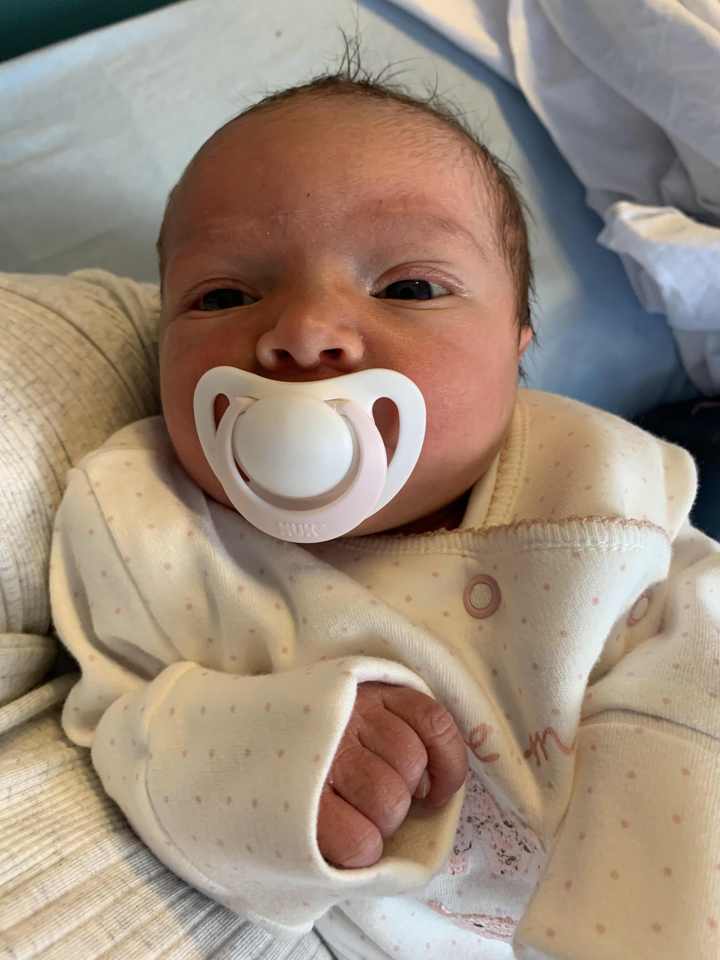 The Bolton News: Baby Reya