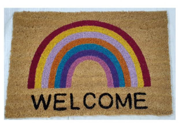 The Bolton News: Doormat. (LIDL)