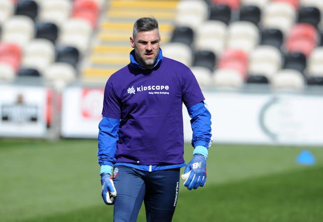 Matt Gilks insists Wanderers can quickly get back to winning ways after defeat at Newport