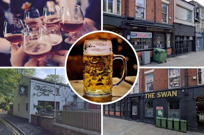 5 Bolton pubs that are open from April 12  (Photo: Pixabay/Google Maps)