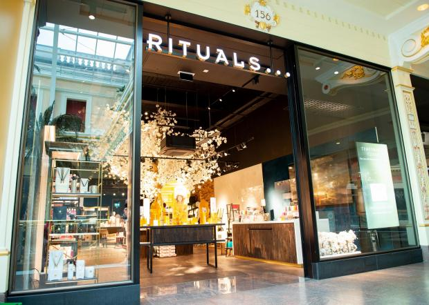 The Bolton News: Rituals (Photo: Trafford Centre, Charlotte Cunningham)