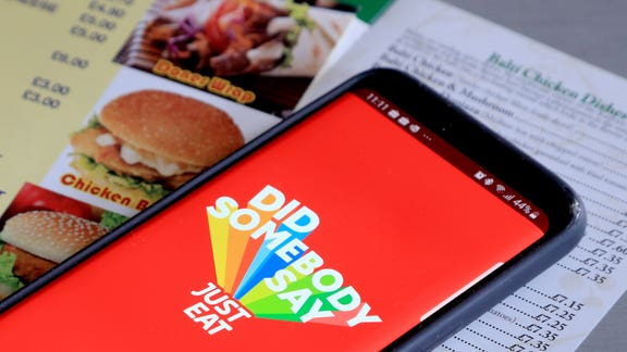 Just Eat reveal the nations favourite takeaway – do you agree?