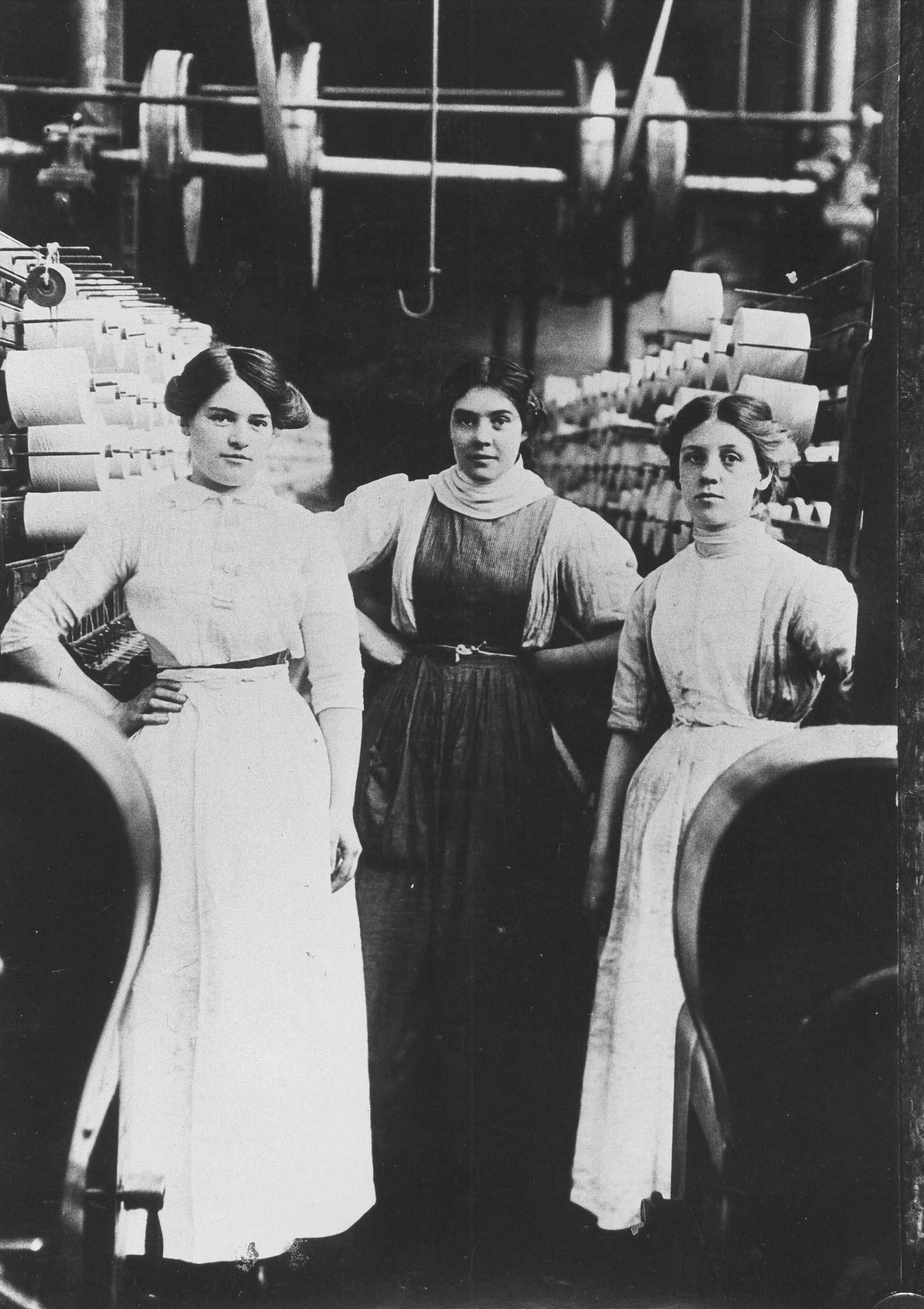 HALF-TIMERS: Barnes Mill girls