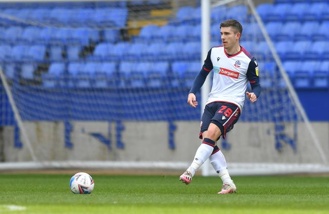 Declan John will be in the Wanderers squad to face Exeter City