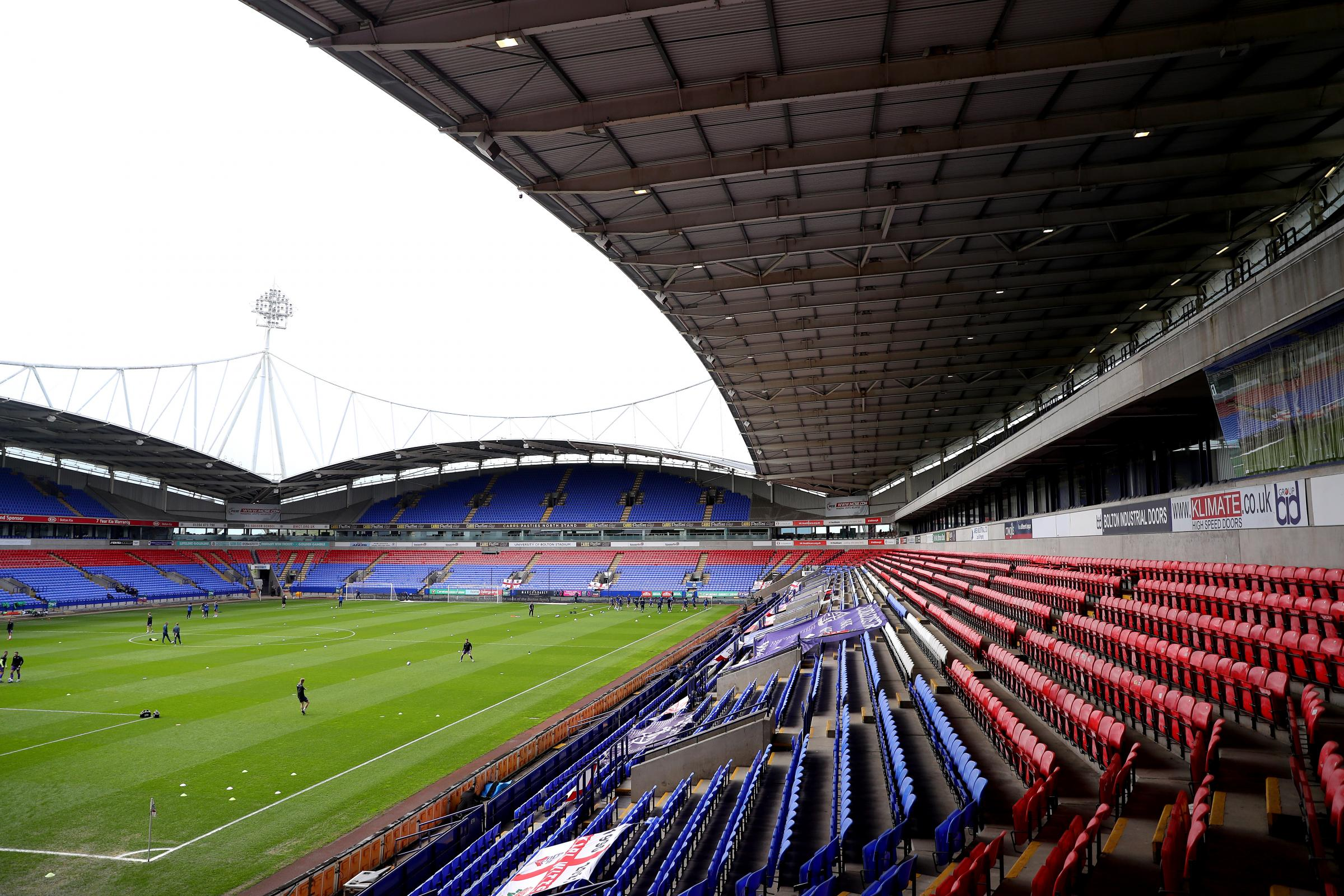 Bolton Wanderers walk out to new music composed by lifelong fan