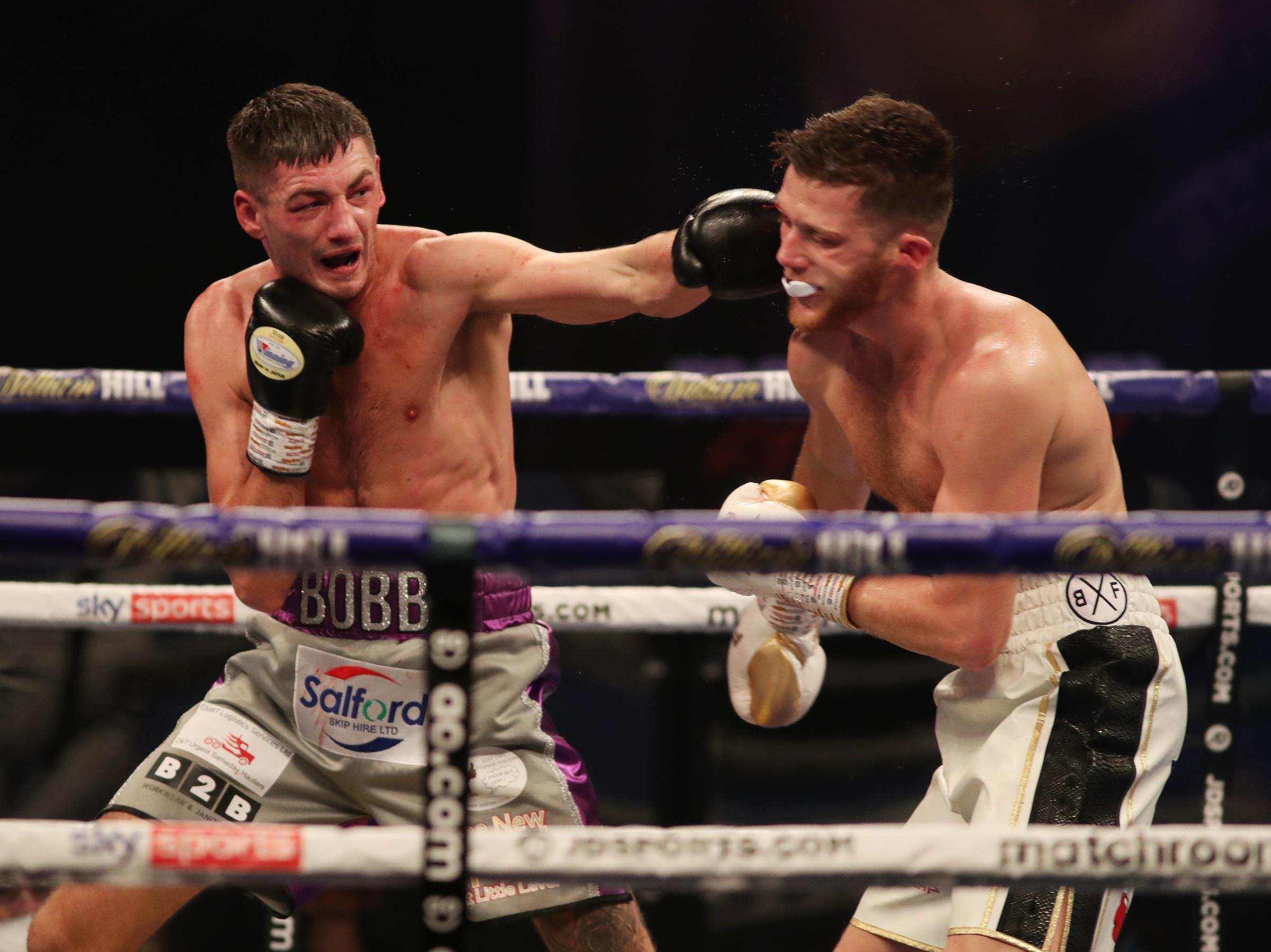 Jack Cullen ready to make major statement against Avni Yildirim at Eddie Hearn's Fight Camp