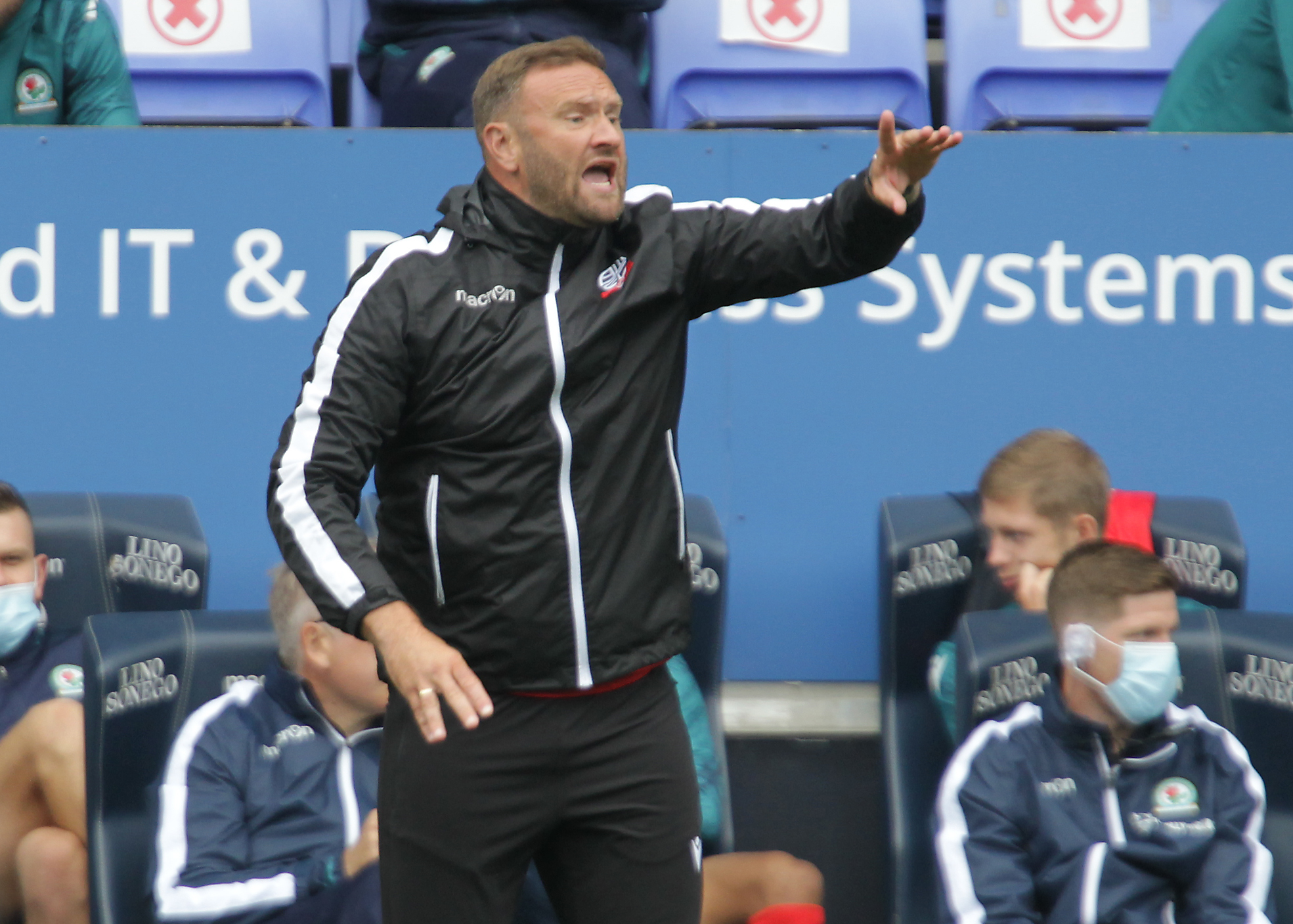 Bolton Wanderers team news for League One opener against MK Dons