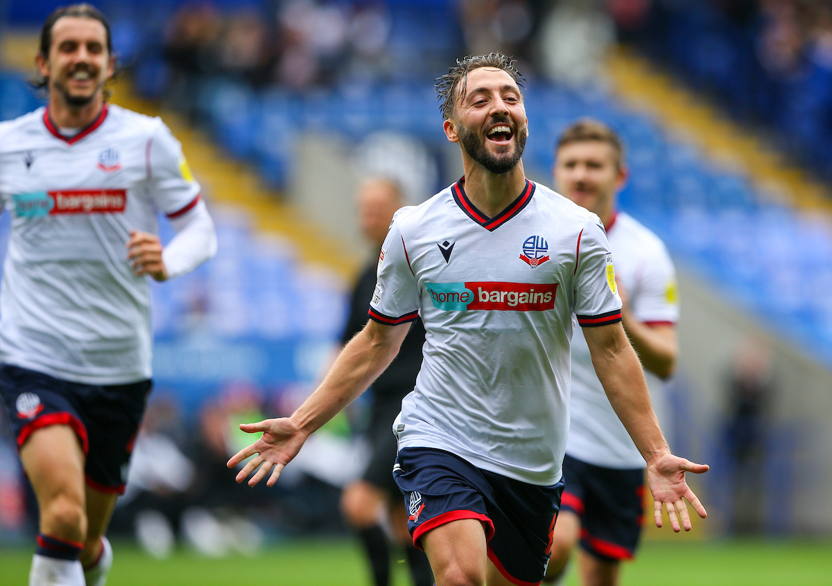 Bolton Wanderers 3 MK Dons 3 - Full time report on the whistle