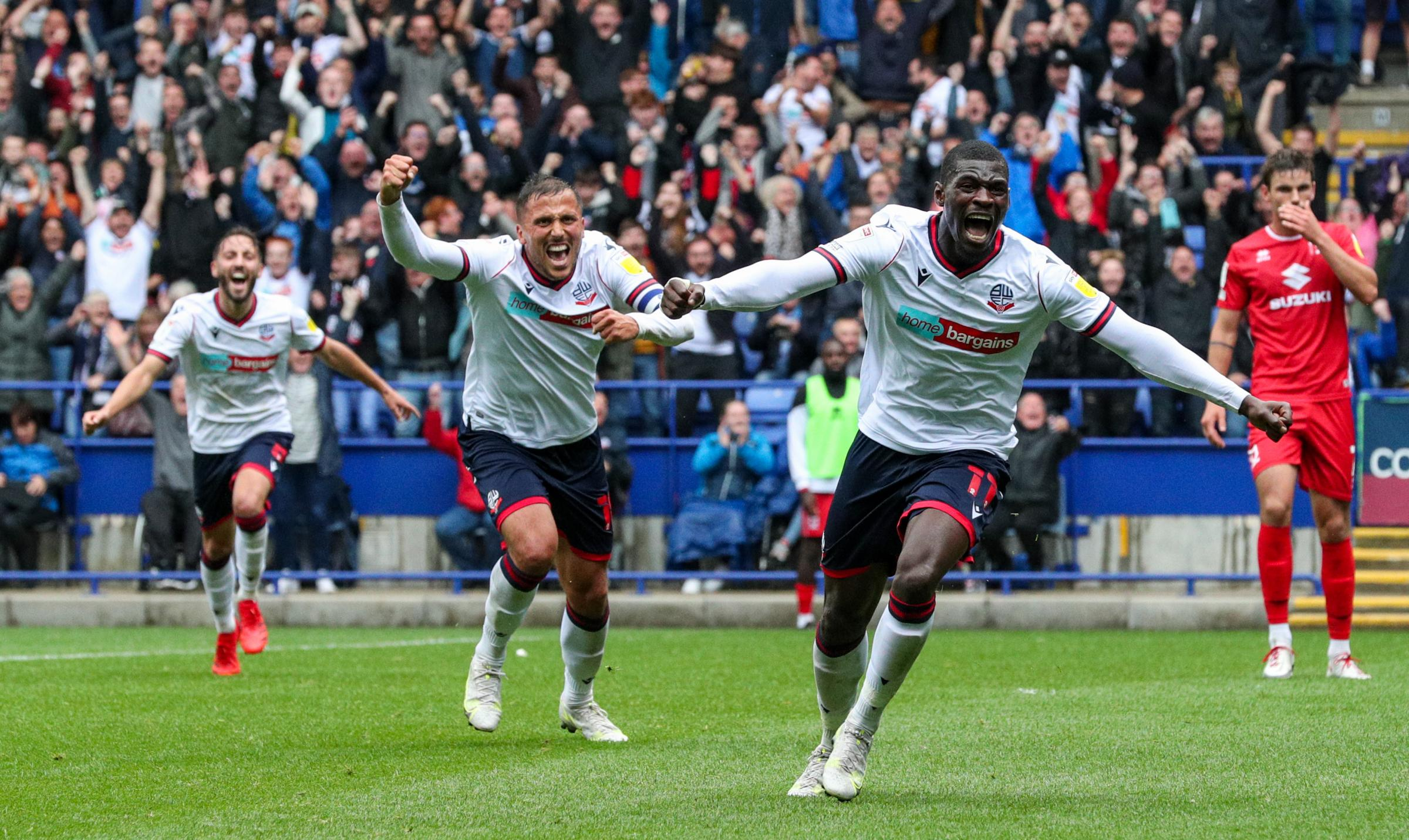 Bolton Wanderers fans react to opening day draw with MK Dons