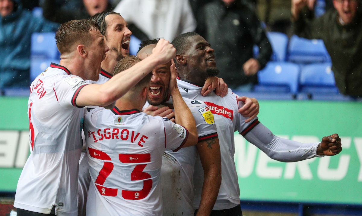 Bolton Wanderers 3-3 MK Dons - We mark the players' performances out of 10