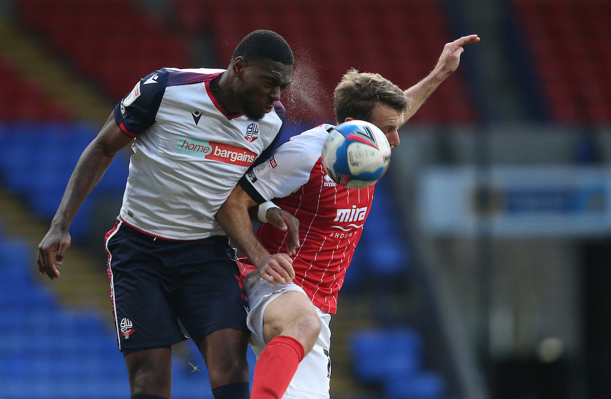 Bolton Wanderers boss forecasts Ricardo Santos return against Barnsley in cup
