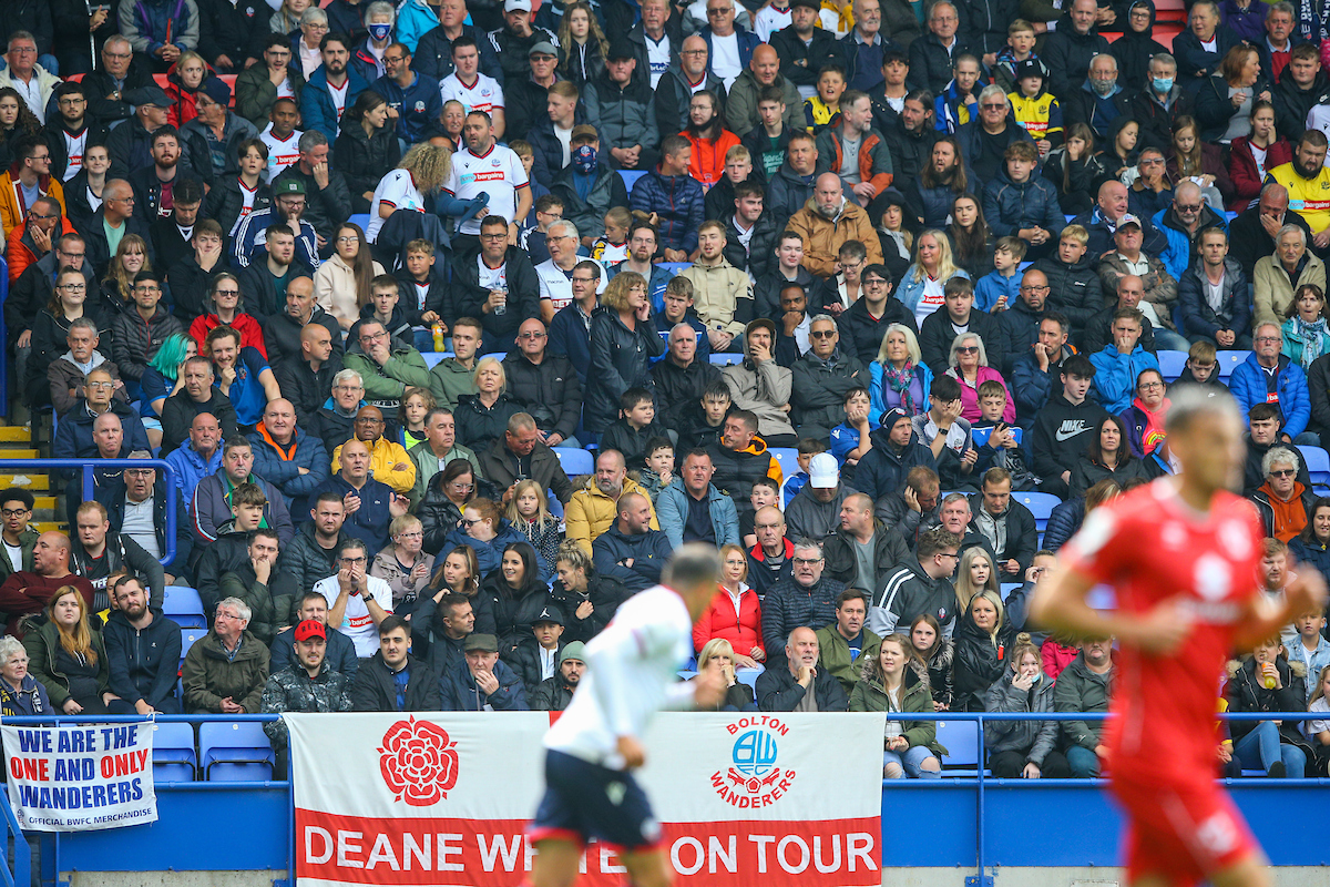 What are Bolton Wanderers' biggest attendances in League One? - Ranked