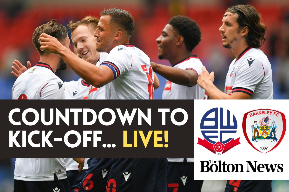 Bolton Wanderers vs Barnsley build-up - live updates ahead of Carabao Cup clash