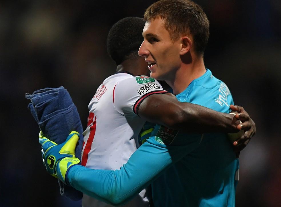 Bolton Wanderers boss Ian Evatt explains why he trusts penalty hero Joel Dixon