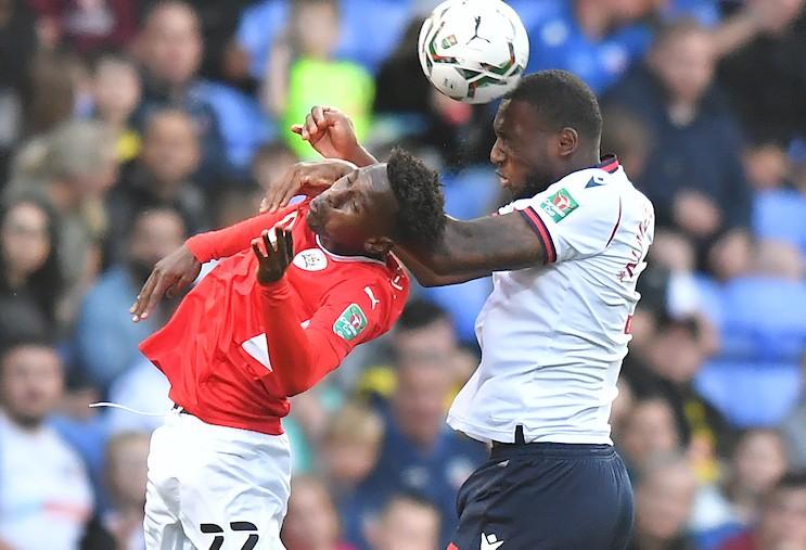 Bolton Wanderers' Ricardo Santos gives verdict on Carabao Cup run and Barnsley win