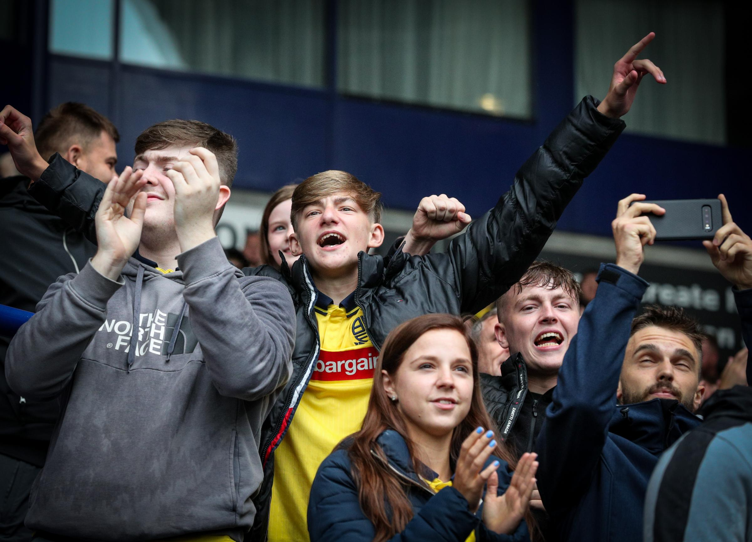 Bolton Wanderers top attendance figures in Barnsley Carabao Cup win