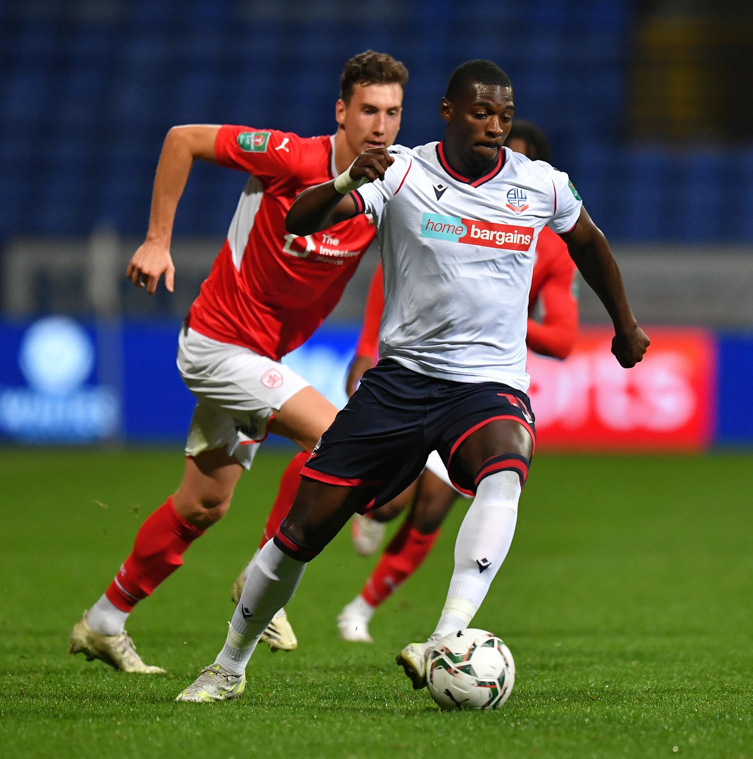 Why Bolton Wanderers boss Ian Evatt says ex-Coventry man Amadou Bakayoko is undervalued