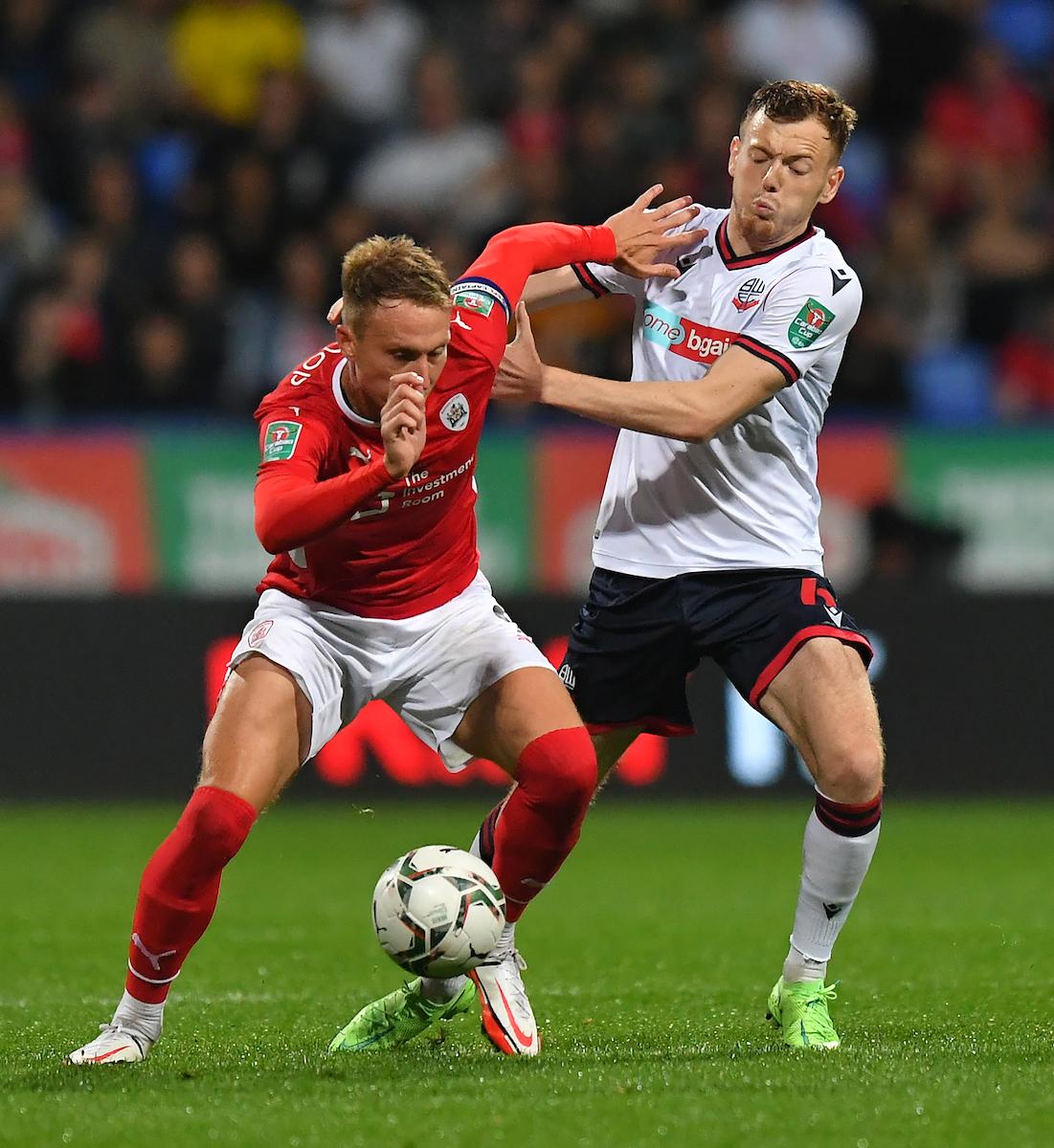 Ex-Liverpool talent George Johnston makes