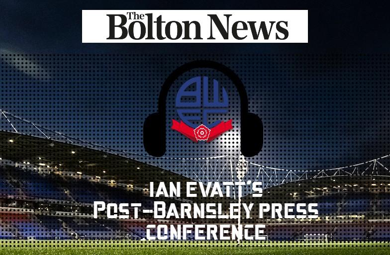 Bolton Wanderers boss Ian Evatt's full press conference after Barnsley victory