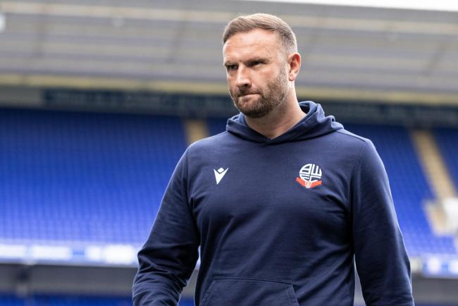 'Why not?' - Ian Evatt not afraid of promotion targets at Bolton 13005009