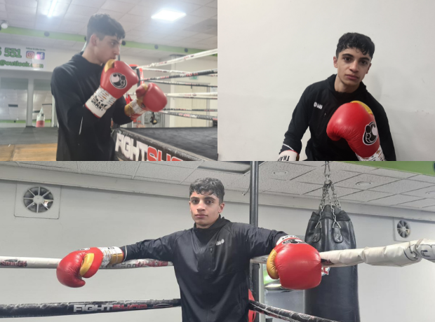 Young Bolton boxer to follow in footsteps of cousin Amir Khan