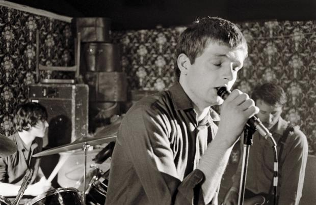 Joy Division exhibition launches in Bury