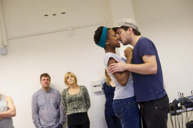 Romeo rehearsals start hotting up