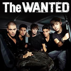 The Wanted have a scream at Manchester show