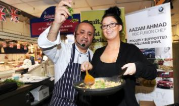 Crowds flock to Bolton's biggest food and drink festival!