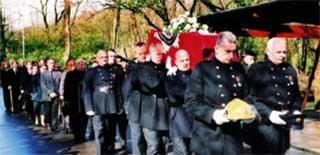 The Bolton News: Remembering the local fire heroes on 9/11