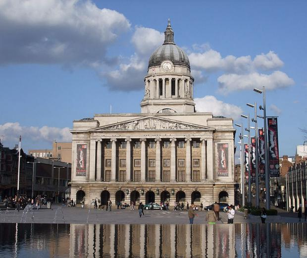 The Bolton News: The Council House