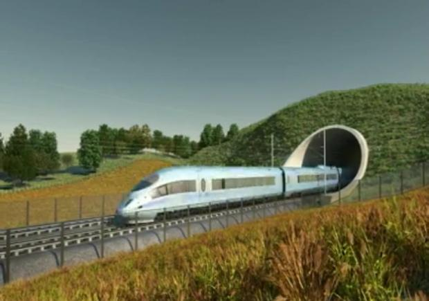 High-speed rail link from London could be delayed until 2022