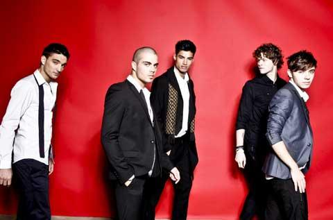 The Wanted continue meteoric US rise
