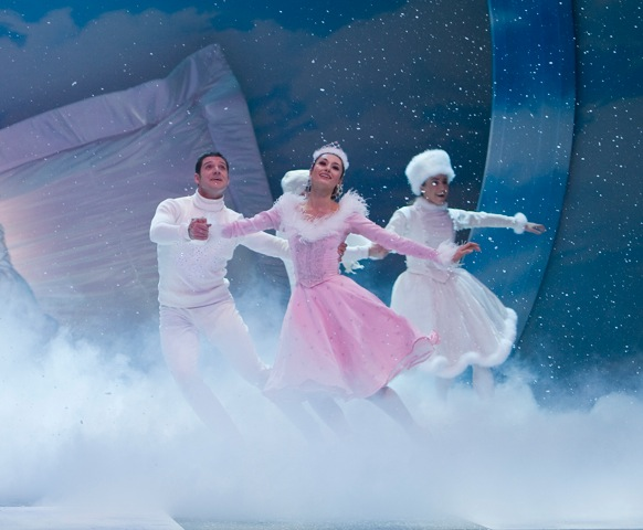 Bourne's dazzling Nutcracker! delights at The Lowry