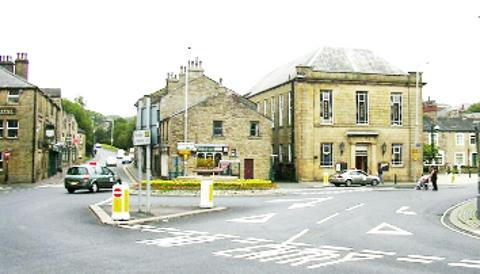 HERITAGE Bacup town centre