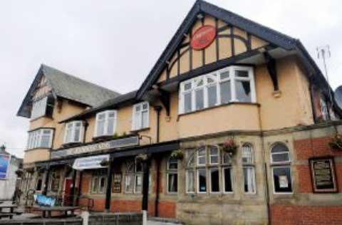 The Greenwood Arms in Horwich