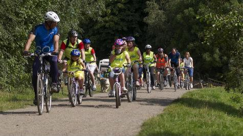 The Bolton News: Sky Ride Local Free bike rides with British Cycling