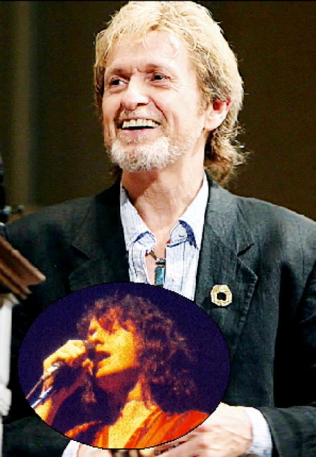 FAMOUS SON Jon Anderson today in 1970's rock band Yes