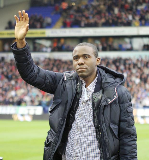 Fabrice Muamba to be given an honorary doctorate