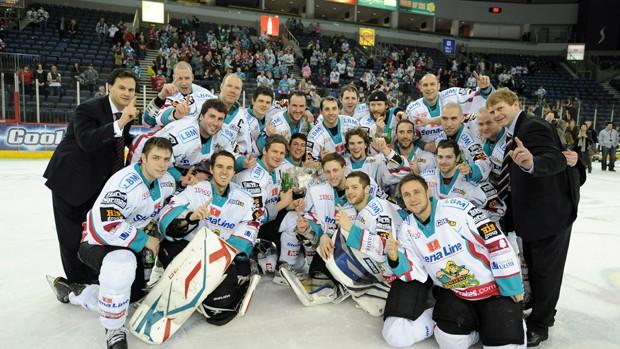 WE'RE OFF: Will the Belfast Giants retain their Elite League title?